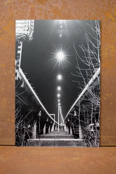 UV Direktdruck von Bildern auf Aludibond Butler finish silber