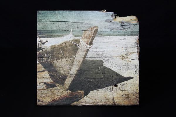 Bilder auf Holz, Holzdruck