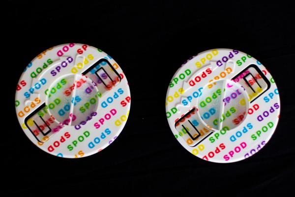 Druck auf Verschlussdeckel für Verpackungsdruck