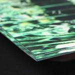 Individueller Druck von Fotos und Bilder auf echtem Glas
