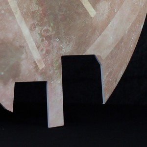 Forex Hartschaumplatte mit Konturenschnitt