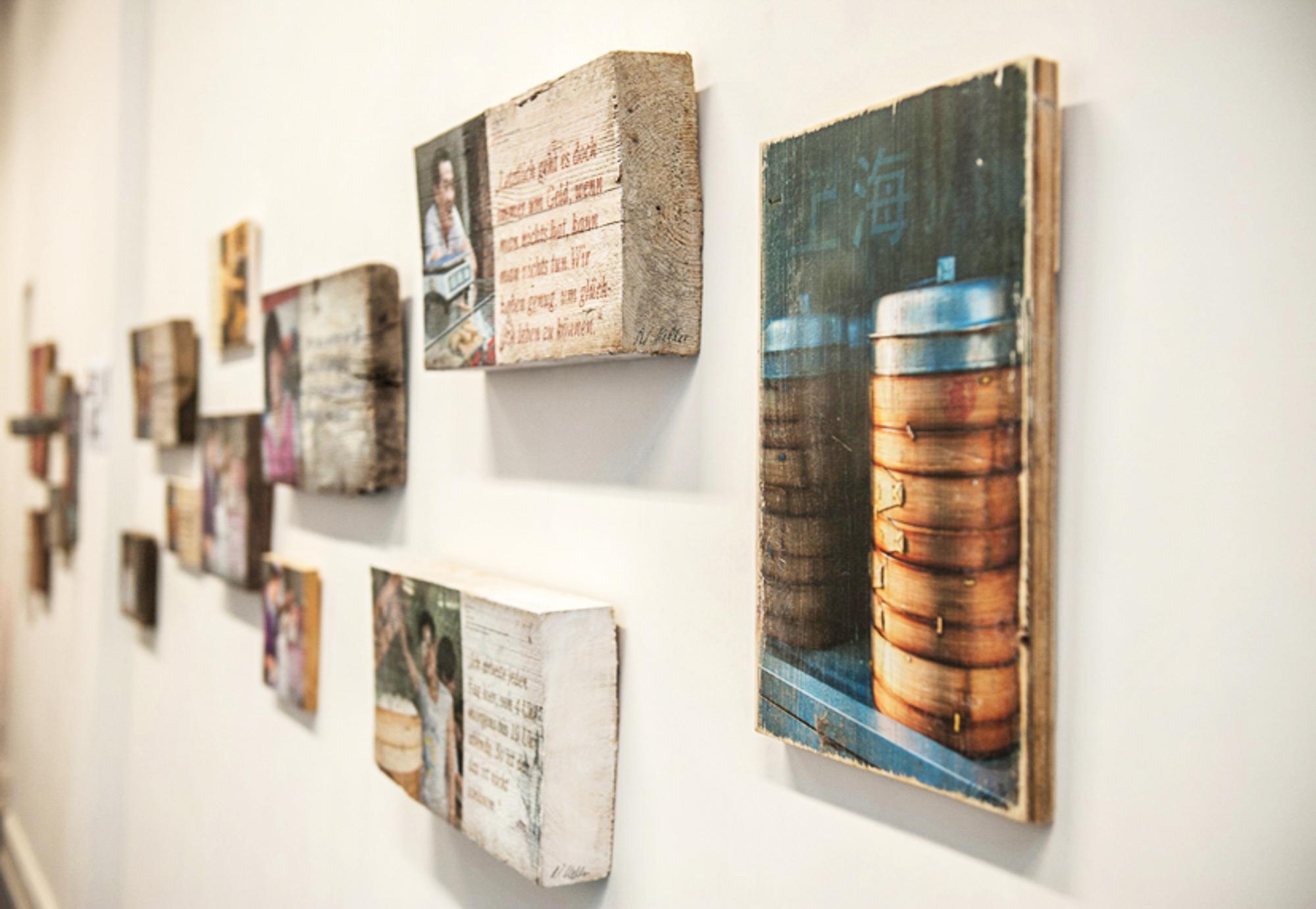Druck Fotos und Bilder auf Holz
